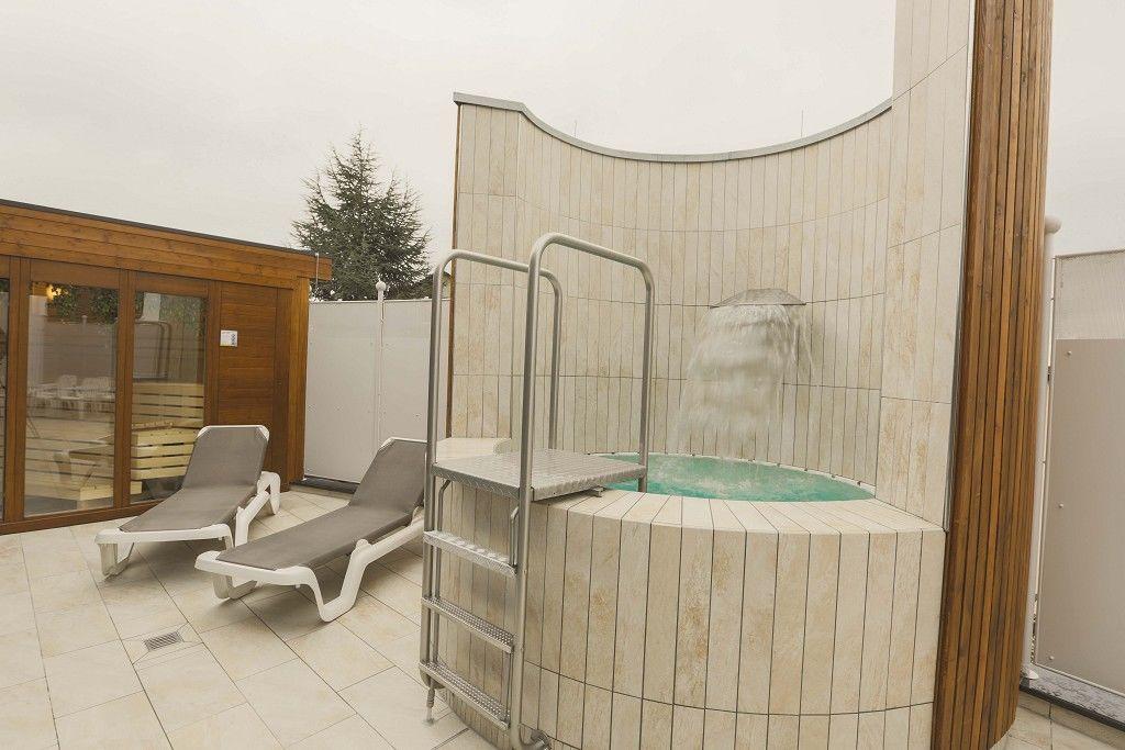 Erlebnisbad im CASCADE Bitburg - Erlebnisbad mit Saunawelt