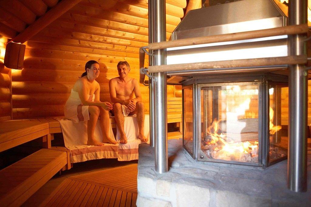 Freibad im CASCADE Bitburg - Erlebnisbad mit Saunawelt